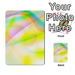 New 6 Multi Purpose Cards (rectangle)  by timelessartoncanvas