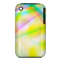 New 6 Apple Iphone 3g/3gs Hardshell Case (pc+silicone) by timelessartoncanvas