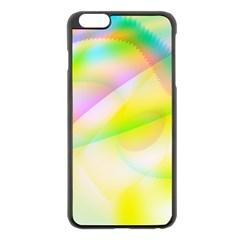 New 6 Apple Iphone 6 Plus/6s Plus Black Enamel Case by timelessartoncanvas