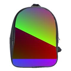 New 8 School Bags (XL)  by timelessartoncanvas