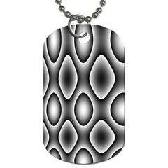 New 11 Dog Tag (one Side) by timelessartoncanvas