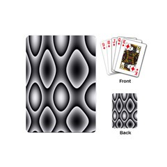 New 11 Playing Cards (mini)  by timelessartoncanvas