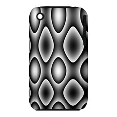 New 11 Apple Iphone 3g/3gs Hardshell Case (pc+silicone) by timelessartoncanvas