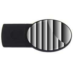 New 13 Usb Flash Drive Oval (4 Gb)  by timelessartoncanvas