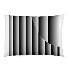 New 13 Pillow Case (two Sides) by timelessartoncanvas