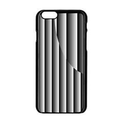 New 13 Apple Iphone 6/6s Black Enamel Case by timelessartoncanvas
