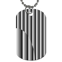 New 14 Dog Tag (two Sides) by timelessartoncanvas