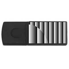 New 14 Usb Flash Drive Rectangular (4 Gb)  by timelessartoncanvas