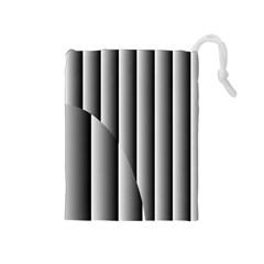 New 14 Drawstring Pouches (medium)  by timelessartoncanvas
