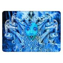 Medusa Metamorphosis Samsung Galaxy Tab 8 9  P7300 Flip Case by icarusismartdesigns