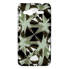 Modern Camo Print HTC Radar Hardshell Case  by dflcprints