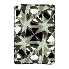 Modern Camo Print Apple Ipad Mini Hardshell Case (compatible With Smart Cover) by dflcprints