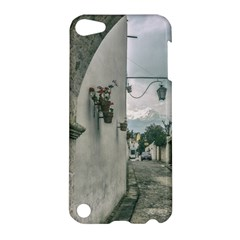Colonial Street Of Arequipa City Peru Apple Ipod Touch 5 Hardshell Case by dflcprints