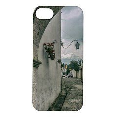Colonial Street Of Arequipa City Peru Apple Iphone 5s/ Se Hardshell Case by dflcprints