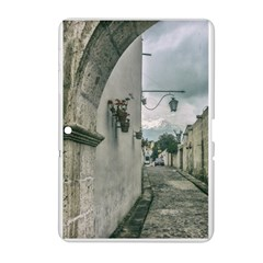 Colonial Street Of Arequipa City Peru Samsung Galaxy Tab 2 (10 1 ) P5100 Hardshell Case  by dflcprints