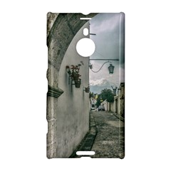 Colonial Street Of Arequipa City Peru Nokia Lumia 1520 by dflcprints