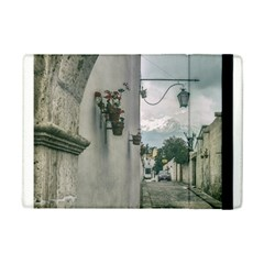 Colonial Street Of Arequipa City Peru Ipad Mini 2 Flip Cases by dflcprints