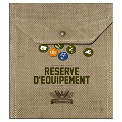 V Commando Equipement Medium By Dehongher   Drawstring Pouch (medium)   Fhcj92mn6cbs   Www Artscow Com Front