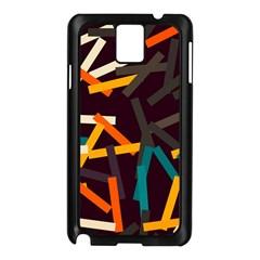 Sticks          samsung Galaxy Note 3 N9005 Case (black) by LalyLauraFLM