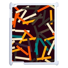 Sticks          			apple Ipad 2 Case (white) by LalyLauraFLM