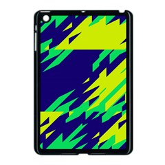3 Colors Shapes    			apple Ipad Mini Case (black) by LalyLauraFLM