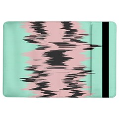 Wave Form 			apple Ipad Air 2 Flip Case by LalyLauraFLM