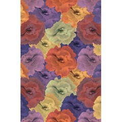 Vintage Floral Collage Pattern 5 5  X 8 5  Notebooks by dflcprints