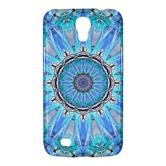Sapphire Ice Flame, Light Bright Crystal Wheel Samsung Galaxy Mega 6 3  I9200 Hardshell Case by DianeClancy