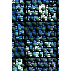 Looking Out At Night, Abstract Venture Adventure (venture Night Ii) 5 5  X 8 5  Notebooks by DianeClancy