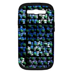 Looking Out At Night, Abstract Venture Adventure (venture Night Ii) Samsung Galaxy S Iii Hardshell Case (pc+silicone) by DianeClancy