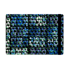 Looking Out At Night, Abstract Venture Adventure (venture Night Ii) Apple Ipad Mini Flip Case by DianeClancy