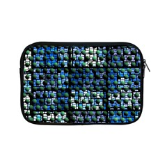 Looking Out At Night, Abstract Venture Adventure (venture Night Ii) Apple Ipad Mini Zipper Cases by DianeClancy
