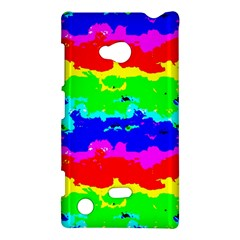 Colorful Digital Abstract  Nokia Lumia 720 by dflcprints