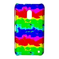 Colorful Digital Abstract  Nokia Lumia 620 by dflcprints