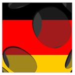 Germany Large Satin Scarf (Square)