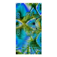 Mystical Spring, Abstract Crystal Renewal Shower Curtain 36  X 72  (stall)  by DianeClancy