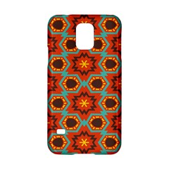 Stars Pattern   samsung Galaxy S5 Hardshell Case by LalyLauraFLM