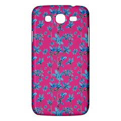 Floral Collage Revival Samsung Galaxy Mega 5 8 I9152 Hardshell Case  by dflcprints