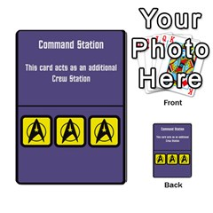 Star Trek The Dice Game Deck 2 By Carl White   Multi Purpose Cards (rectangle)   9g4zlkjd1cb3   Www Artscow Com Front 47