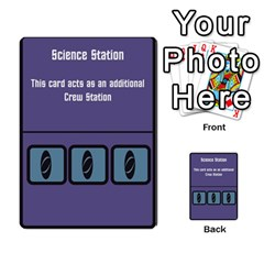 Star Trek The Dice Game Deck 2 By Carl White   Multi Purpose Cards (rectangle)   9g4zlkjd1cb3   Www Artscow Com Front 48