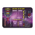 Star Trek the Dice Game Board - Plate Mat