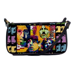 Beatles clutch Evening Bag by DryInk