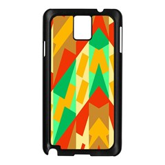 Angles         			samsung Galaxy Note 3 N9005 Case (black) by LalyLauraFLM