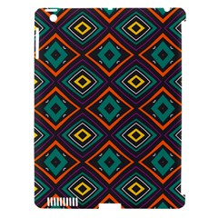 Rhombus Pattern          			apple Ipad 3/4 Hardshell Case (compatible With Smart Cover) by LalyLauraFLM