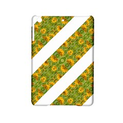 Indian Floral Pattern Stripes Ipad Mini 2 Hardshell Cases by dflcprints