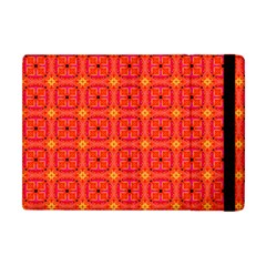 Peach Apricot Cinnamon Nutmeg Kitchen Modern Abstract Apple Ipad Mini Flip Case by DianeClancy