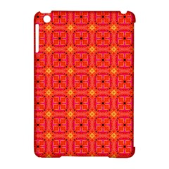 Peach Apricot Cinnamon Nutmeg Kitchen Modern Abstract Apple Ipad Mini Hardshell Case (compatible With Smart Cover) by DianeClancy