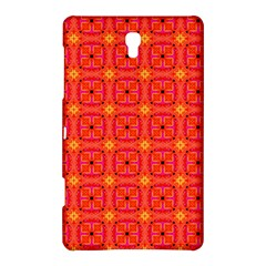 Peach Apricot Cinnamon Nutmeg Kitchen Modern Abstract Samsung Galaxy Tab S (8 4 ) Hardshell Case  by DianeClancy