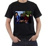 Badfinger T-Shirt Men s T-Shirt (Black)