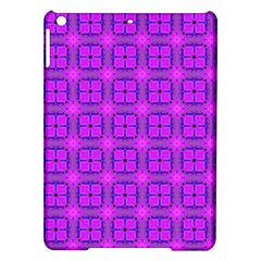 Abstract Dancing Diamonds Purple Violet Ipad Air Hardshell Cases by DianeClancy